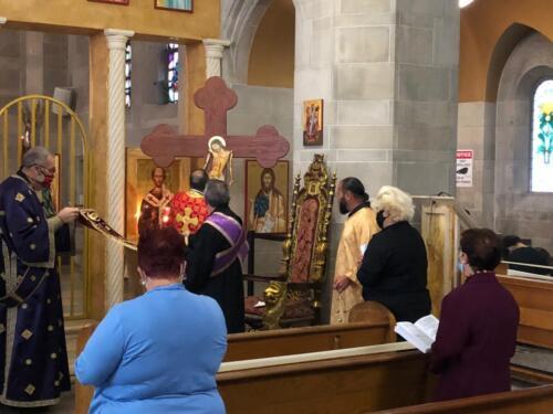 Descenso de la Cruz Vísperas