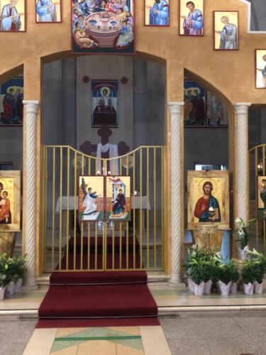 Vísperas-Liturgia de la Resurrección