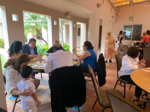 2021 Palm Sunday & Agape Meal