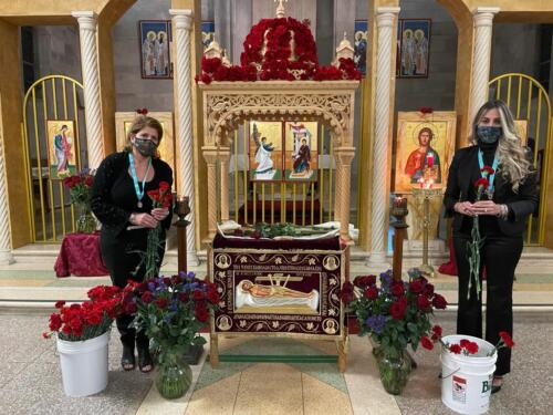 2021 Easter Orthros and Divine Liturgy