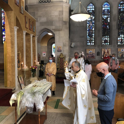 2021 Divine Liturgy